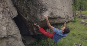 Marcello Bombardi Climbs Die Hard V10/7C+ In Levi Molinari | The Italian Climbing Files, Ep. 3