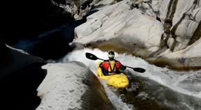 Panther Creek Gorge | Kayak Session Short Film of the Year Awards 2014, Entrée #19