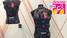 The Dainese Pro Pack Integrated Back Protector And Backpack | EpicTV Gear Geek