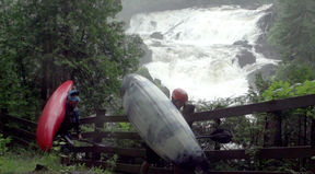 Chutes de Plaisance | Kayak Session Short Film of the Year Awards 2014, Entry #22