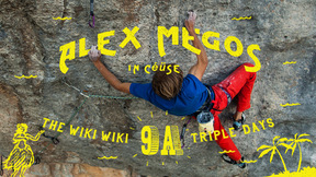 Alex Megos, German Spiderman, Cruises Up Some 9a's in Céüse | EpicTV Choice Cuts