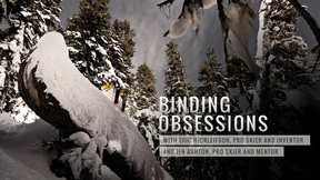 Whistler Blacckomb - The Beyond Series : Binding Obsessions