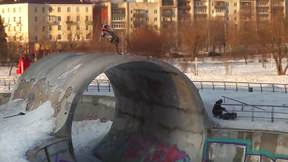 Taming New Street Spots In The Badlands Of Mother Russia | KACCETA, Trailer