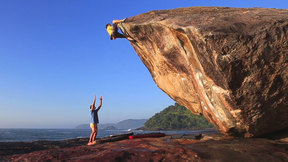 Local Hero Felipe Camargo Establishes Brazil's First V15 Boulder | The Thrill Of Brazil, Ep. 2