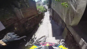 Marcelo Gutierrez's High-Speed Urban Downhill Crash In Taxco Mexico | Urban Legend, Ep. 20