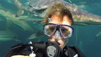 This Guy Jumped Into A Feeding Frenzy To Take A Selfie With A Shark | Fish 'N Tings, Ep. 2