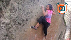 Akiyo Noguchi Crimps To Glory On 'Aguni' V12 | EpicTV Climbing Daily, Ep. 383