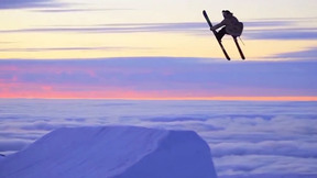 A Sunset Session In The Sierra Nevada Snowpark | EpicTV Choice Cuts