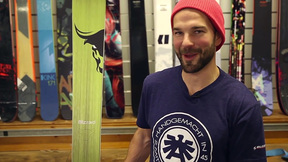Johan Jonsson Reviews The Bodacious, Blizzard's Ultimate Stable Big Mountain Ski | EpicTV Gear Geek