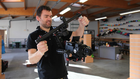 DJI Ronin And FS700 With Canon EF 24mm Test Shoot | EpicTV Gear Geek