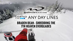 Whistler Blackcomb - GoPro Any Day Lines: Braden Dean Rides 7th Heaven Everglades