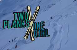 Massive Slab Takes Out 5 Skiers And Help Us Find Henrik Windstedt | 2 Planks 1 Girl, Ep.5