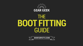 The Ultimate Gear Geek's Guide To Fitting The Perfect Ski Boots | EpicTV Gear Geek