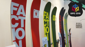 The Faction Candide Thovex Signature Skis Review - ISPO 2015 | EpicTV Gear Geek