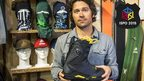 Jeremy Jones Shows The Walk Function On His New ThirtyTwo Boot - ISPO 2015 | Epic TV Gear Geek
