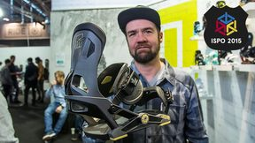 The Now Overdrive Snowboard Binding Review - ISPO 2015 | Epic TV Gear Geek