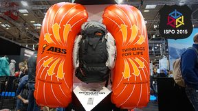 The North Face Modulator Airbag Review - ISPO 2015 | EpicTV Gear Geek