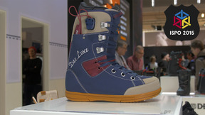 The Deeluxe 9Six Snowboard Boot Review - ISPO 2015 | Epic TV Gear Geek