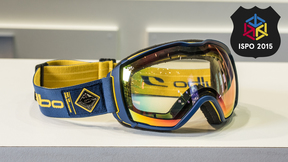 The Julbo Aerospace Goggle Video Review - ISPO 2015 | EpicTV Gear Geek