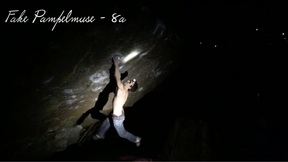 New Year climbing in Ticino - Two great boulders from one of the best climbing areas in the world