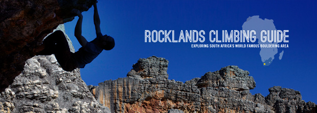 Rocklands Climbing Guide
