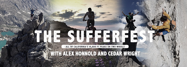 The Sufferfest With Alex Honnold and Cedar Wright