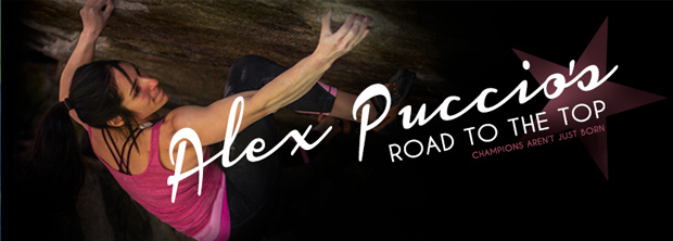 Alex Puccio's Road to the Top