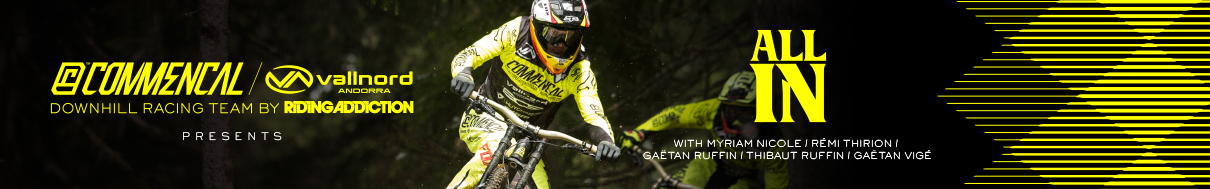 Team Commencal / Vallnord - ALL IN