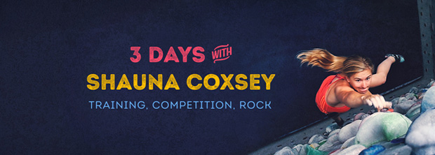 3 Days With Shauna Coxsey